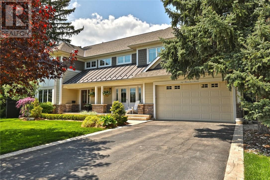 214 Waneta Drive, Oakville, Ontario  L6K 2T5 - Photo 1 - 30729602