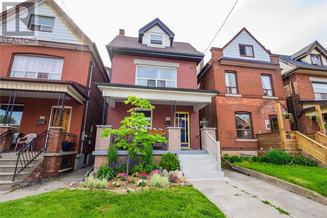 13 Garfield Avenue N, Hamilton, Ontario  L8M 2R5 - Photo 1 - 30746122
